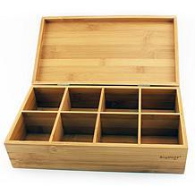 "BergHOFF 12"" Bamboo Tea Box"