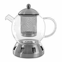 BergHOFF Dorado 4-piece 6-Cup Glass Teapot