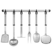 BergHOFF Essentials 8-piece Stainless Steel Kitchen Tool Set