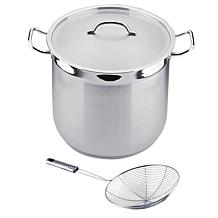 Berghoff Hotel 3-piece 18/10 Stainless Steel Cookware Set