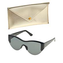 Bethenny Frankel Cat-Eye Blue Light Shield Sunglasses with Pouch