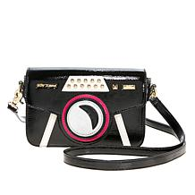 Betsey Johnson Get My Good Side Crossbody