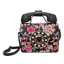 Betsey Johnson Hello? Phone Crossbody