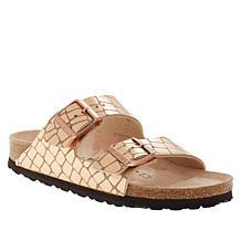 Birkenstock Arizona Gator Gleam Comfort Sandal