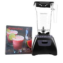 Blendtec® Classic 575 Blender with 75 oz. FourSide Jar and Recipe Book