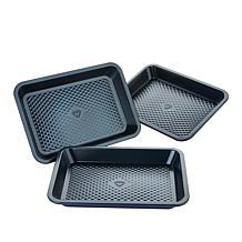 Blue Diamond 3-pack Nonstick Mini Baking Sheets