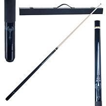 Blue Sword Hardwood 2-piece Pool Cue with Case