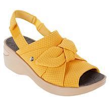 Bzees Daisy Washable Slingback Sandal