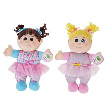 Cabbage Patch Kids Hugs and Snuggle Doll Set 2-pack
