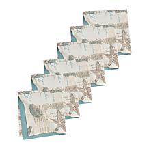 C&F Home Amber Sands Napkin Set of 6