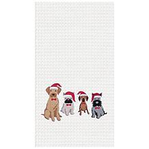 C&F Home Dog Santa Hats