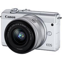 Canon EOS M200 Mirrorless Digital Camera w/ 15-45mm lens