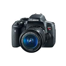 Canon EOS Rebel T6i DSLR Camera with 18-55mm IS STM Lens