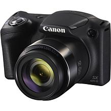 Canon PowerShot SX420 IS 20MP 42X Optical Zoom Camera - Black