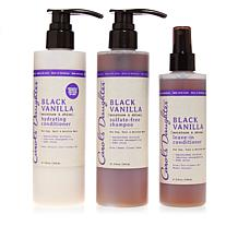 Carol's Daughter Black Vanilla 3-piece Hair Set