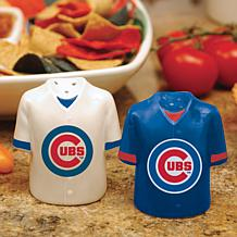 Ceramic Salt and Pepper Shakers - Chicago Cubs
