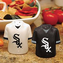 Ceramic Salt and Pepper Shakers - Chicago White Sox