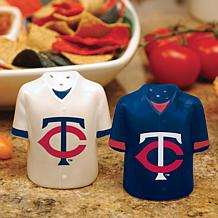 Gameday Ceramic Salt and Pepper Shakers - MLB