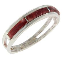 Chaco Canyon Sterling Silver Gemstone Split Shank Stack Ring