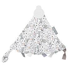 Cheeky Chompers by Kalencom Comfortchew 2-in-1 Teether Blanket
