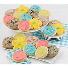 Cheryl's 24-piece Spring Cookie Sampler