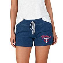 Concepts Sport Mainstream Ladies Knit Short - Twins