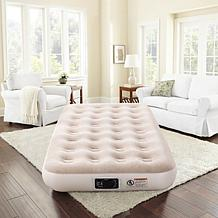 "Concierge Collection 9"" Air Mattress with Built-In Pump"