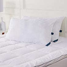 Concierge Collection CoolMax™ 2-pack King Pillows