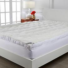 Concierge Collection Reversible Pillowtop SuperLoft Mattress Topper
