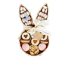 Cookies Con Amore 2 lb. Bunny-Shaped Cookie Basket