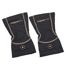 Copper Life 2-pack Compression Knee Sleeves