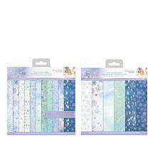 Crafter's Companion Sara Signature Glittering Snowflake Paper Pads