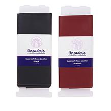 Crafter's Companion Threaders 2-pack Faux Leather