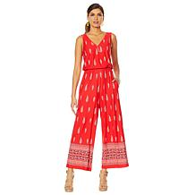 Curations Printed Jumpsuit