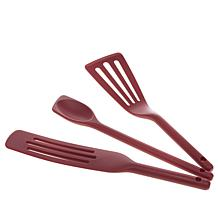 Curtis Stone 3-piece Nylon Kitchen Utensil Set