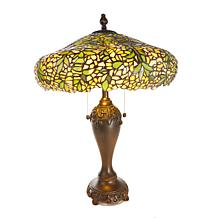 Dale Tiffany Laburnum Tiffany-Style Table Lamp