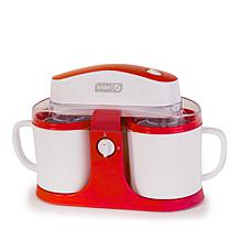 DASH Twin Pint Ice Cream Maker