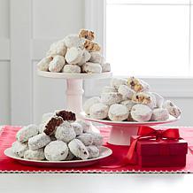 David's Cookies 3-pack 18 oz. Gift Boxes of Pecan Meltaways