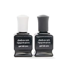 Deborah Lippmann Fashion Size Gel Lab Pro Base & Top Coats