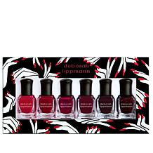 Deborah Lippmann Lady In Red Gel Lab Pro 6-piece Set
