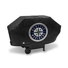 Deluxe Grill Cover - Seattle Mariners