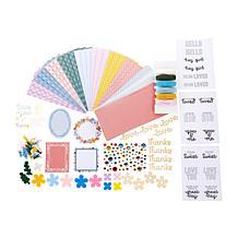 Diamond Press Hello Slimline Card Kit
