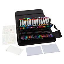 Diamond Press Mega Marker Variety Kit with Storage Bag