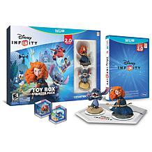Disney Infinity 2 Toy Box Starter Pack 2.0 - Nintendo - Nintendo Wii U