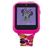 Disney Minnie Mouse Kids' Interactive Smart Watch