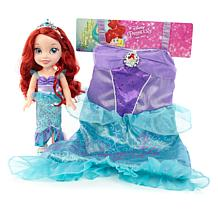 Disney Doll with Matching Dress