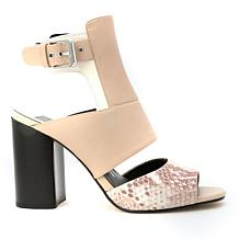 Dolce Vita Romeo Leather Sandal with Embossed Detail