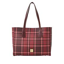 Dooney & Bourke Graham Ashton Plaid Tote