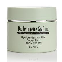 Dr. Jeannette Graf, M.D. Hyaluronic Body Creme