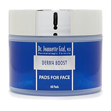 Dr. Jeannette Graf, M.D. Derma Boost Pads for Face